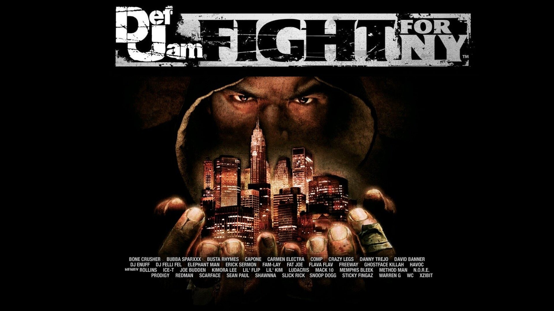 Def Jam Fight For Ny Hd Wallpaper Background Image