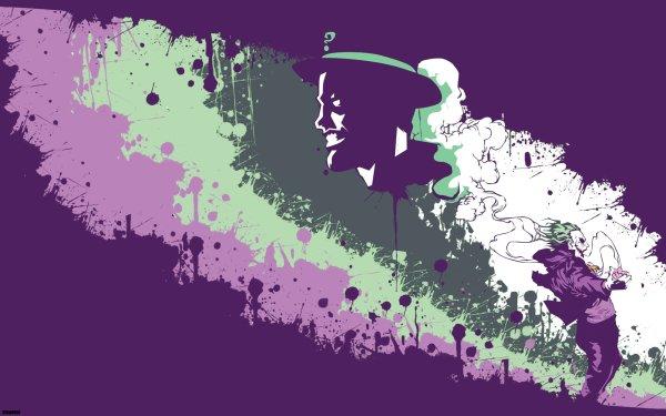 Comics Batman Riddler Joker HD Wallpaper | Background Image