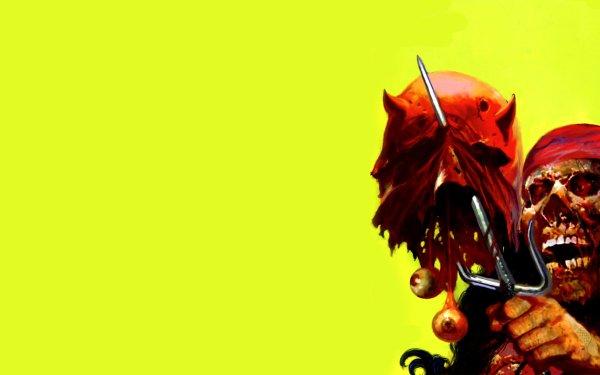 Comics Marvel Zombies Elektra HD Wallpaper | Background Image