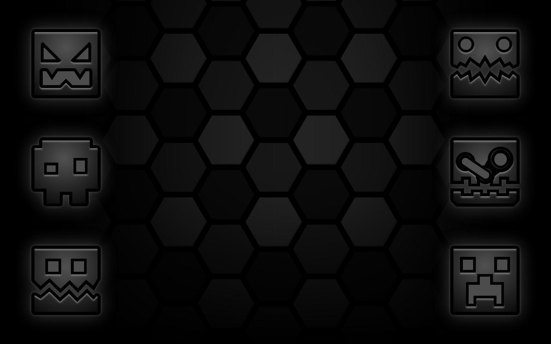 Geometry dash computer wallpapers desktop backgrounds 1920x1200