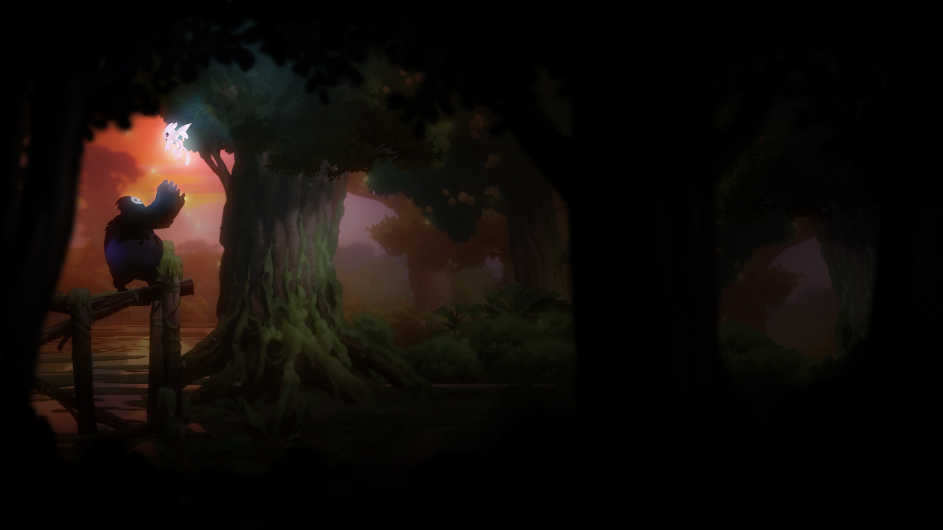 Ori And The Blind Forest Hd Wallpaper: Ori And The Blind Forest HD Wallpaper