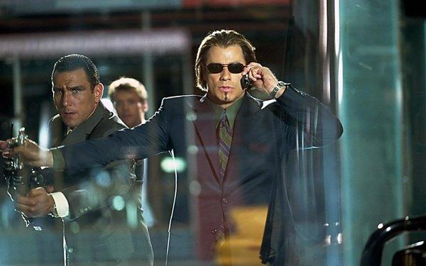 Movie Swordfish John Travolta HD Wallpaper   Background Image