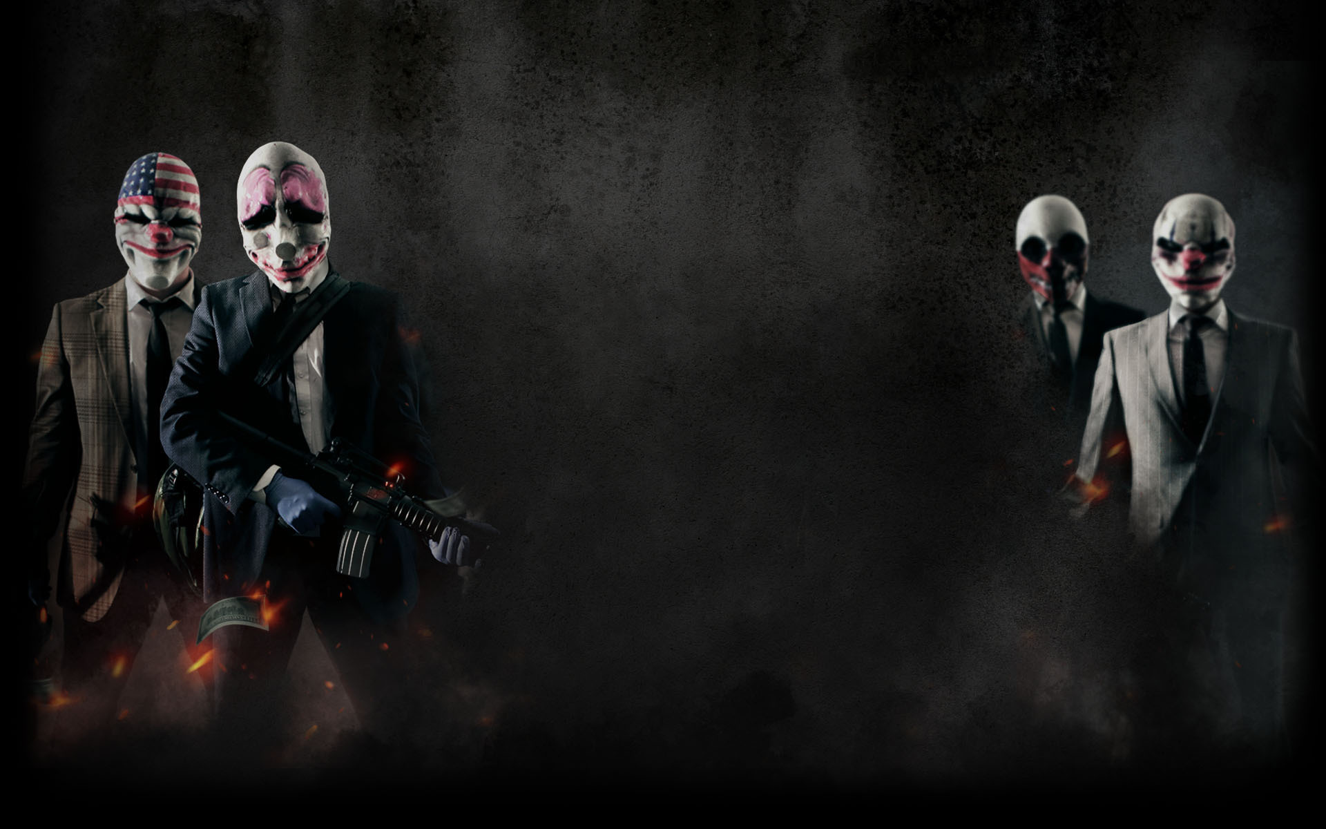 Payday The Heist Full HD Wallpaper And Background Image