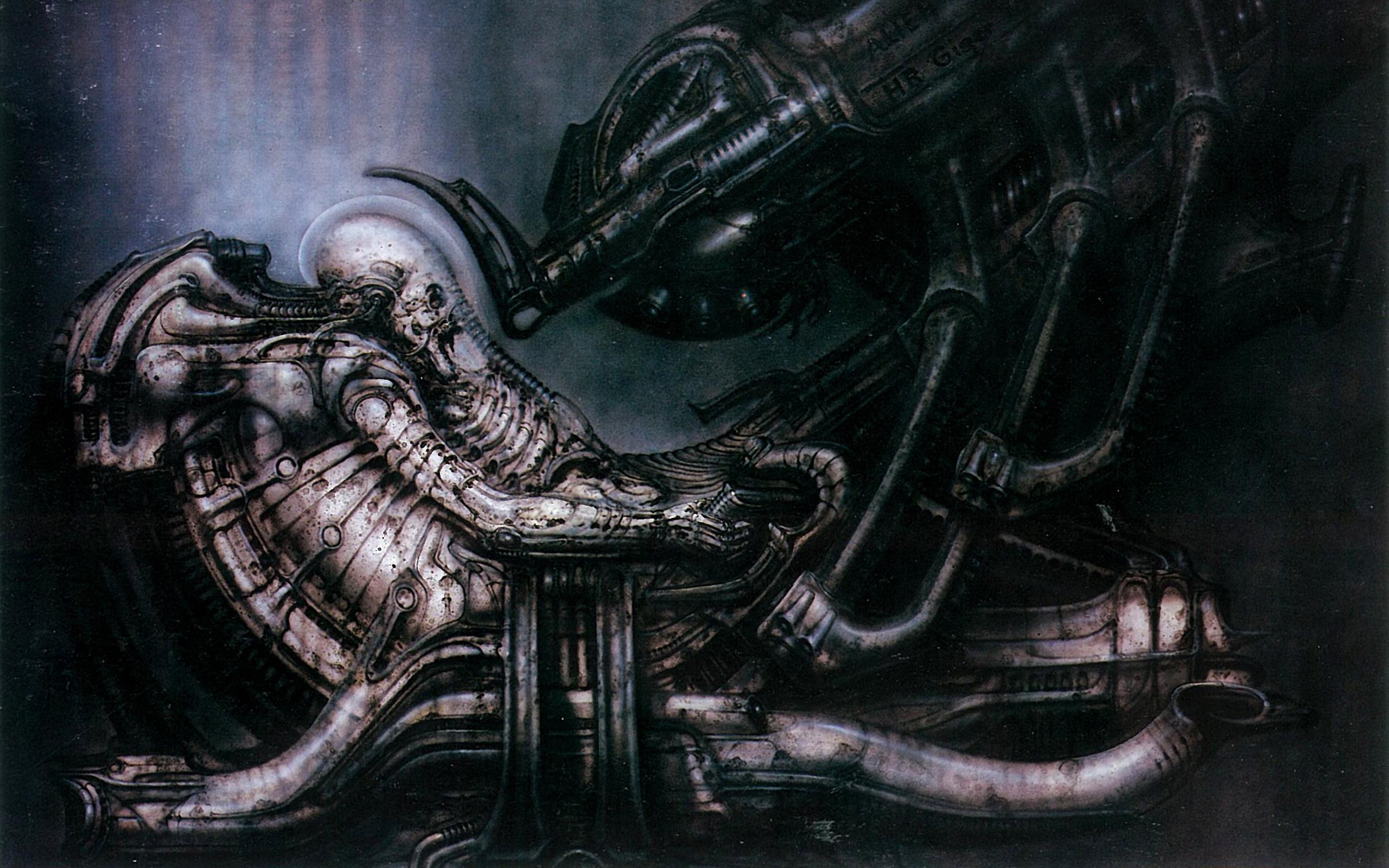 Alien HD Wallpaper | Background Image | 2560x1600 | ID ...