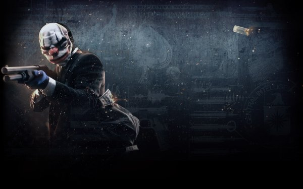 Video Game Payday 2 Payday Chains HD Wallpaper | Background Image