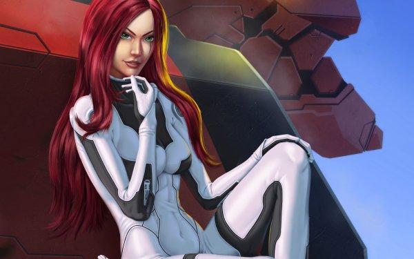 Videojuego Crossover League Of Legends Katarina Neon Genesis Evangelion Fondo de pantalla HD   Fondo de Escritorio