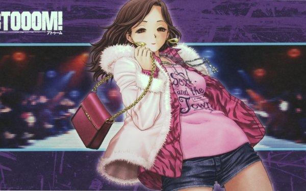Anime Btooom! Hidemi Kinoshita HD Wallpaper   Background Image