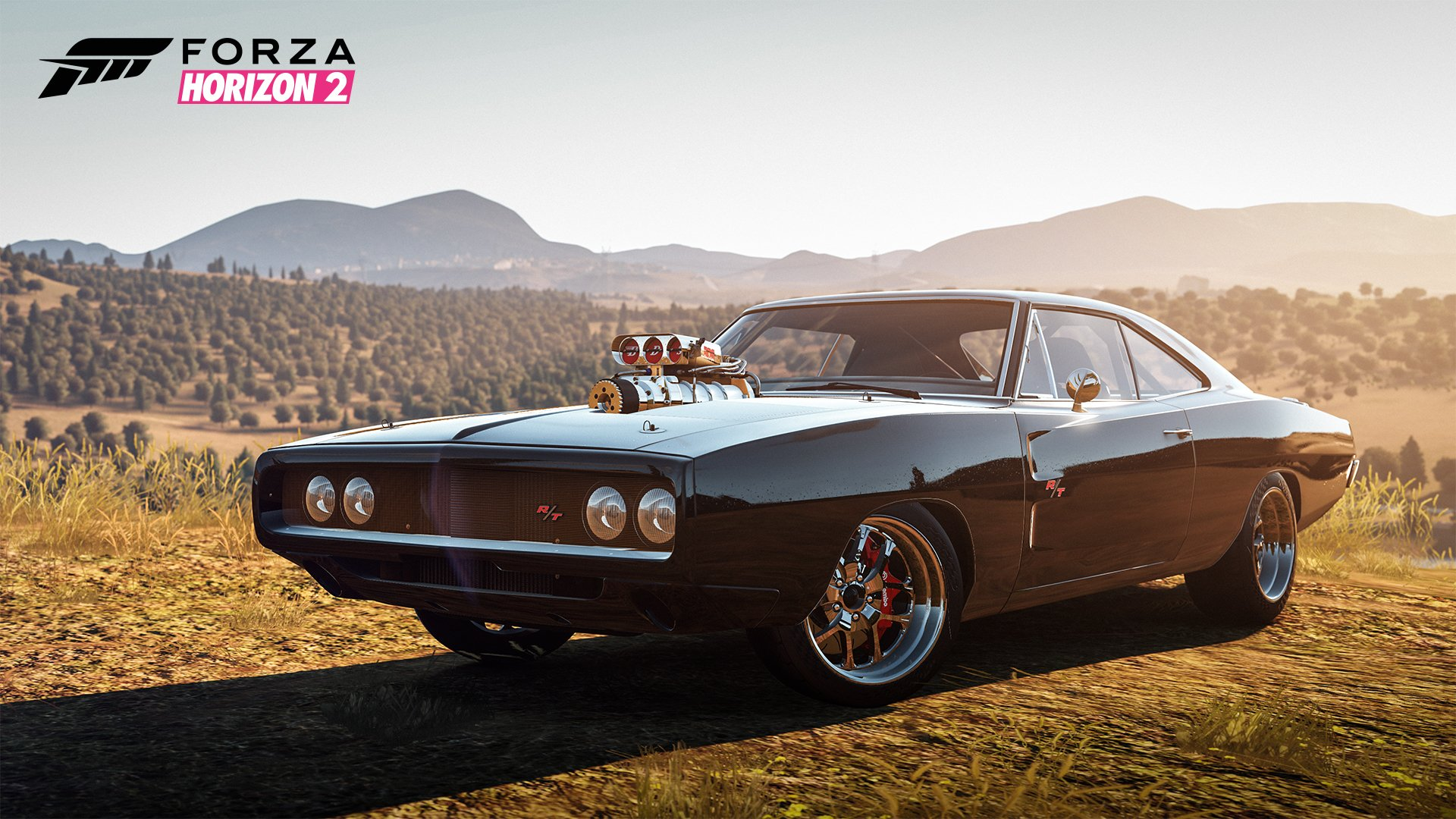 1970 Dodge Charger Rt Fast Furious Edition Hd Wallpaper