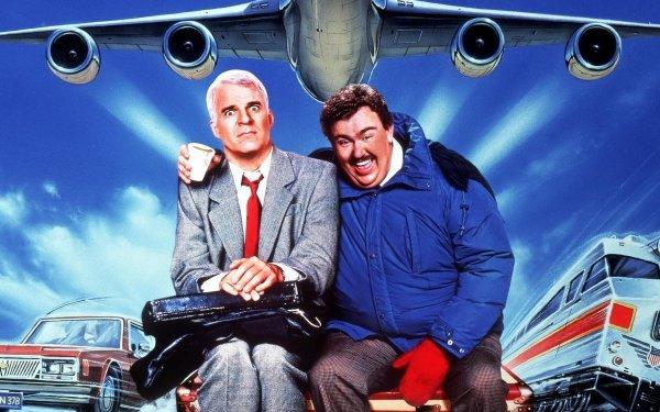Movie Planes, Trains & Automobiles John Candy Steve Martin Trains Plains & Automobiles HD Wallpaper | Background Image