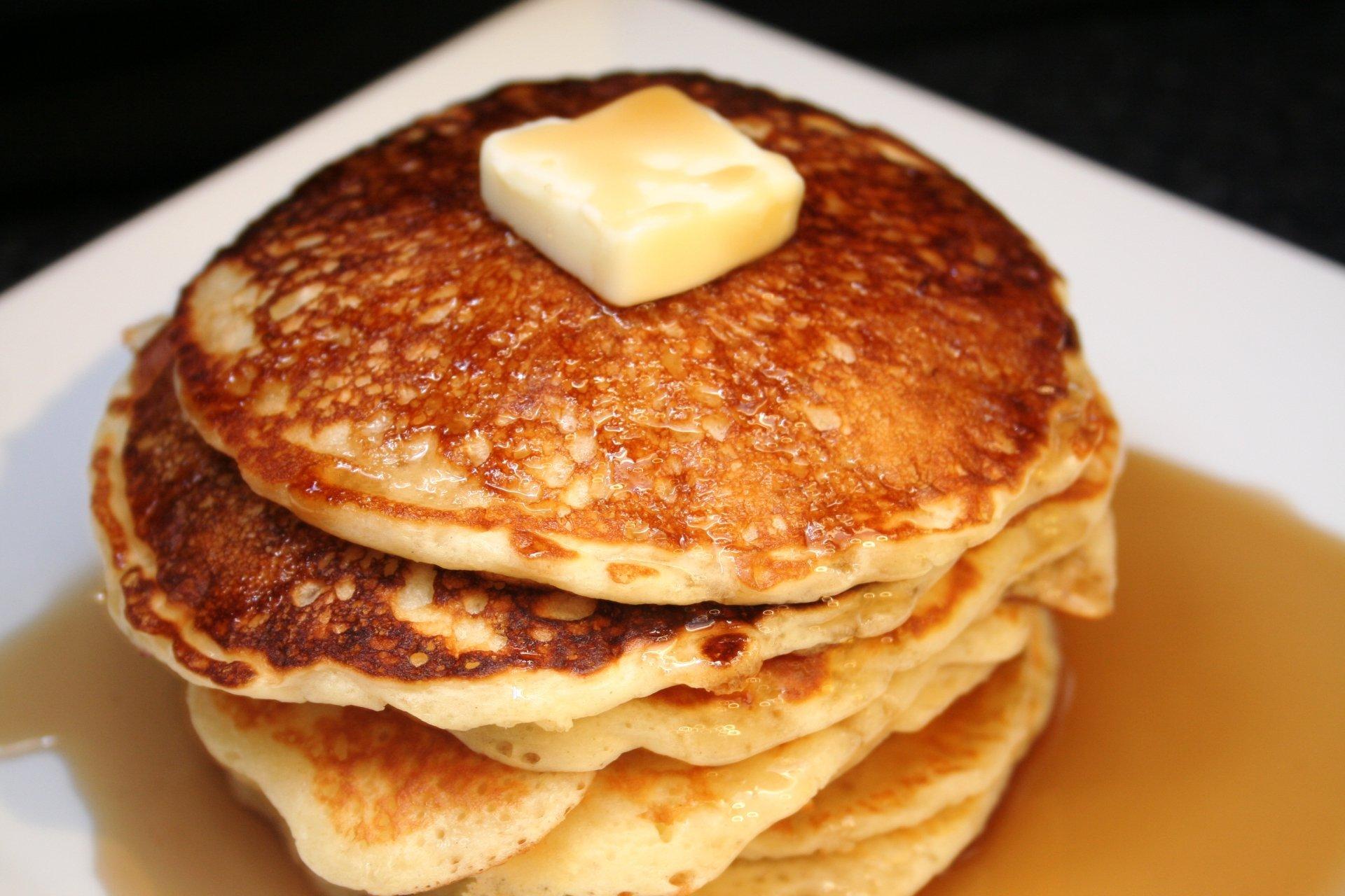 Alimento - Pancake  Sfondo
