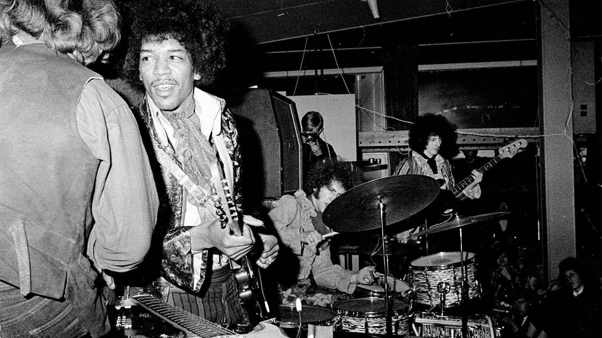 Jimi Hendrix - Things I Used To Do