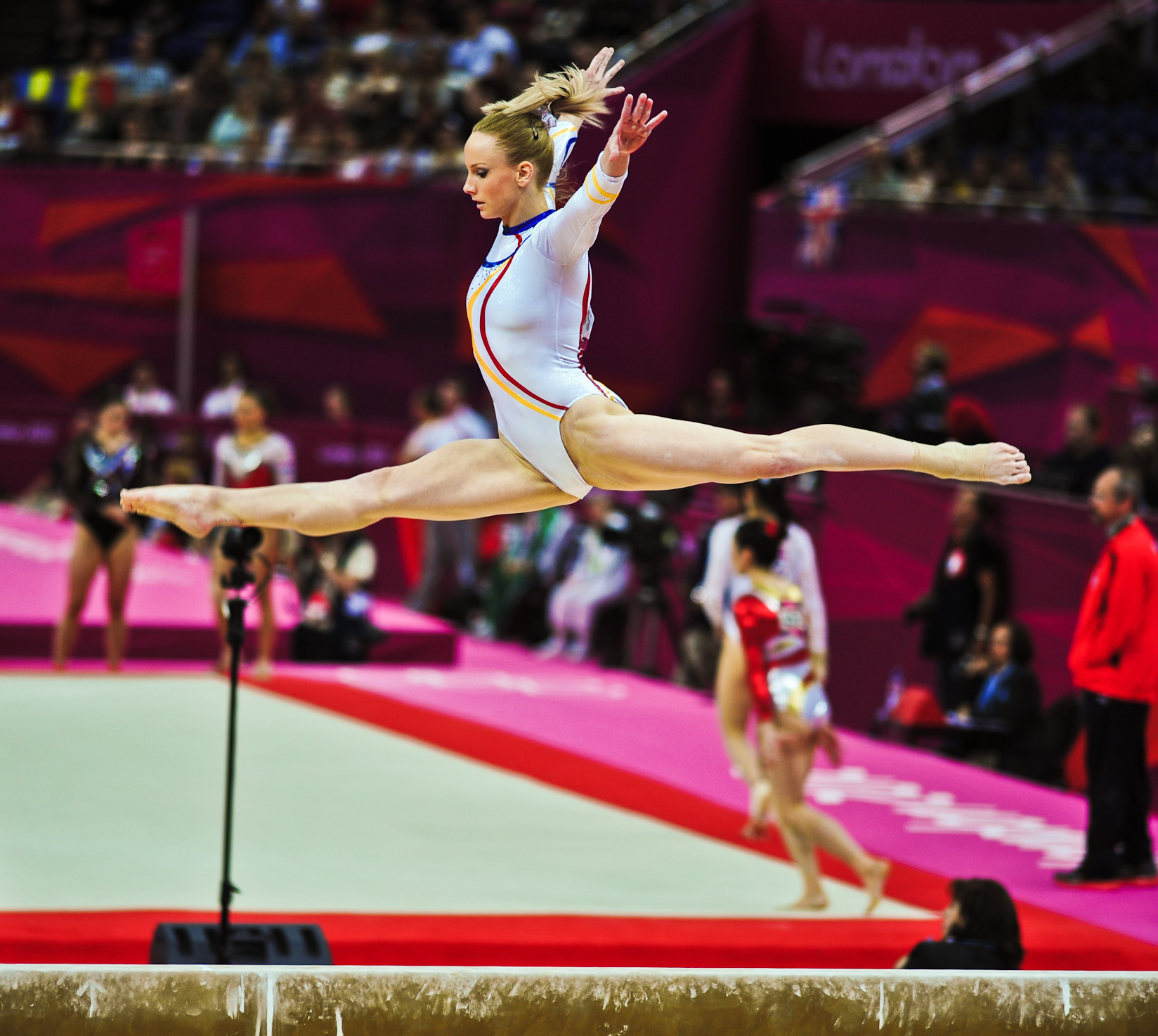 Gymnastics Wallpaper And Background Image