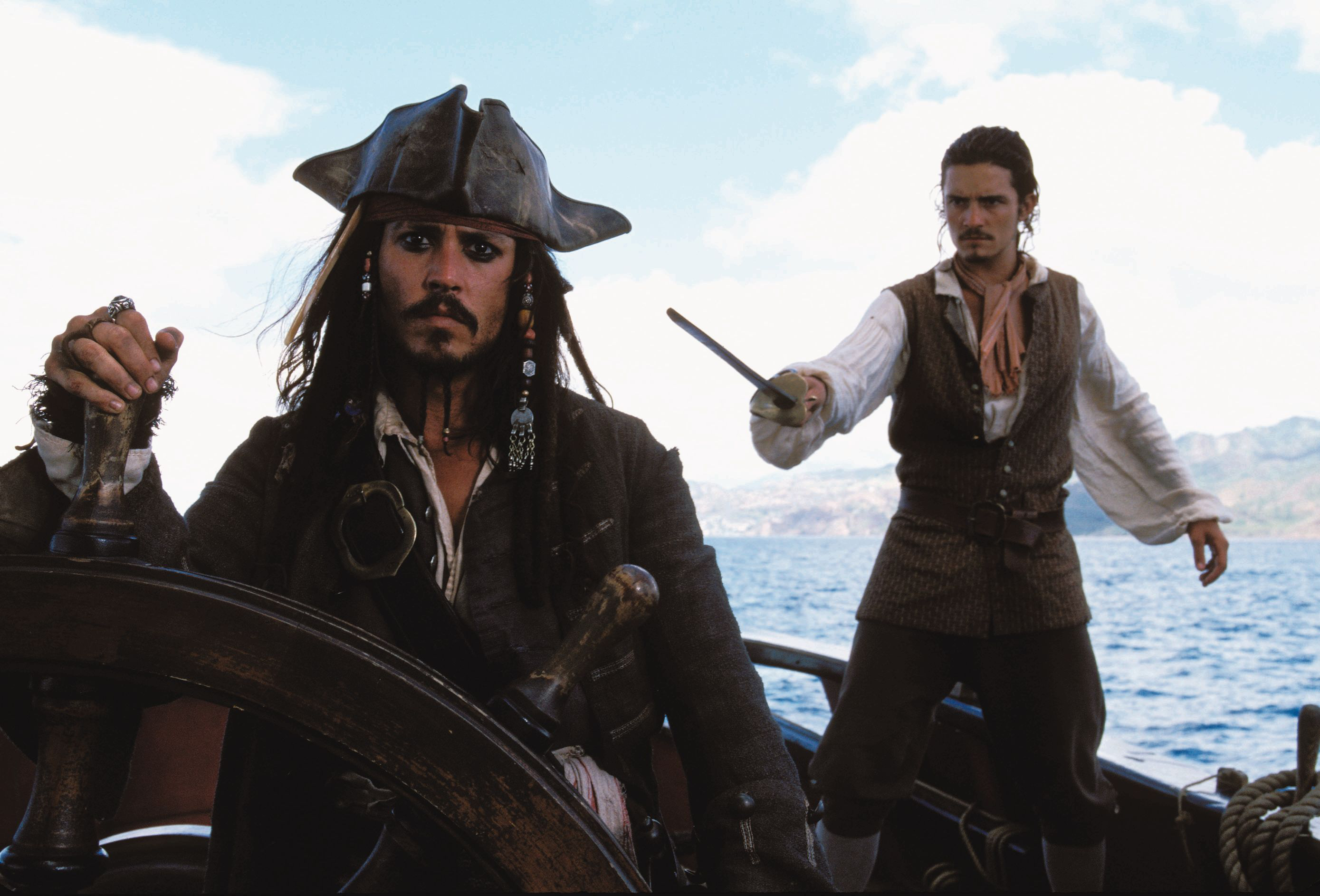 Pirates Of The Caribbean: The Curse Of The Black Pearl HD