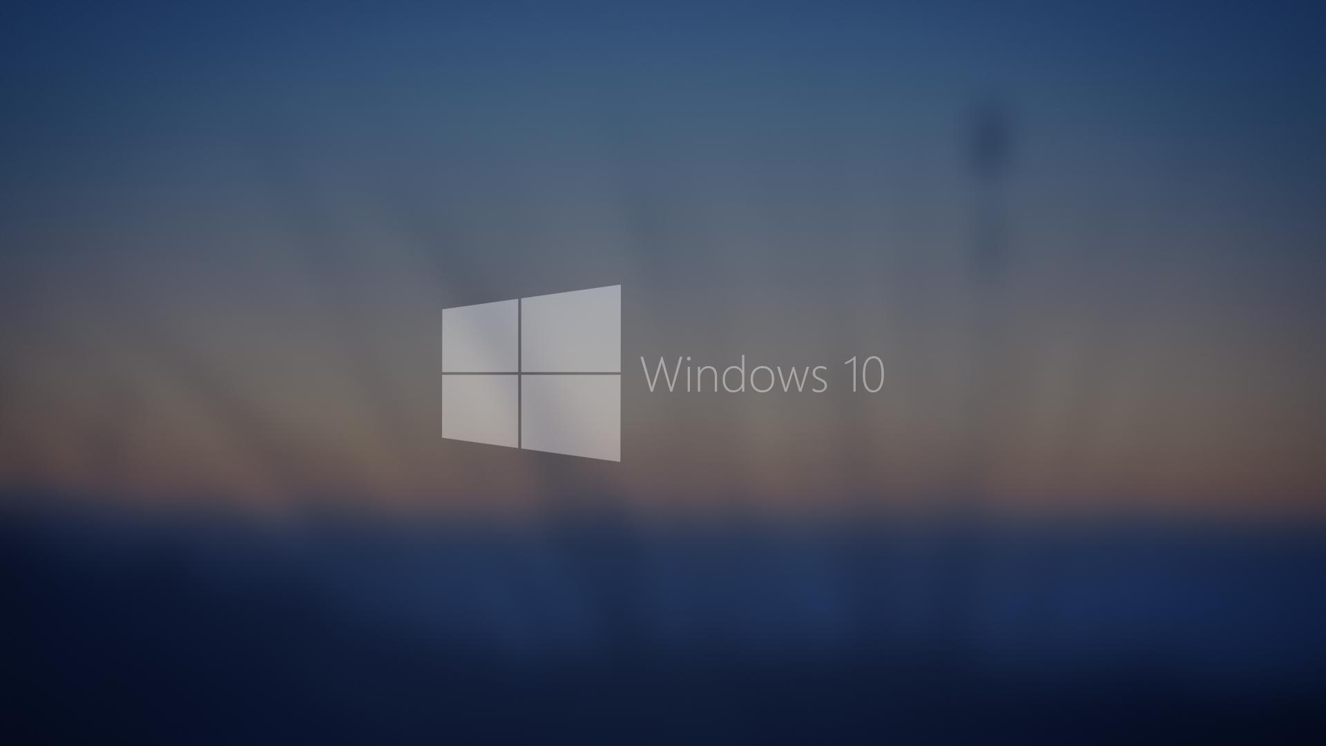 Windows 10 Tapeta HD  07a38bb75a2