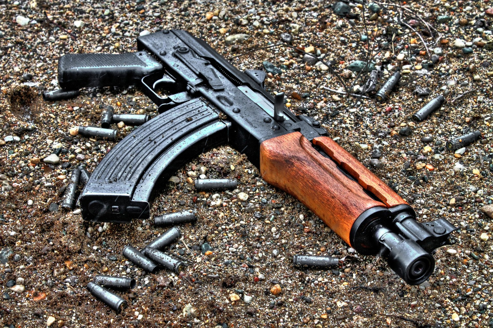 Weapons - Zastava M92  Wallpaper