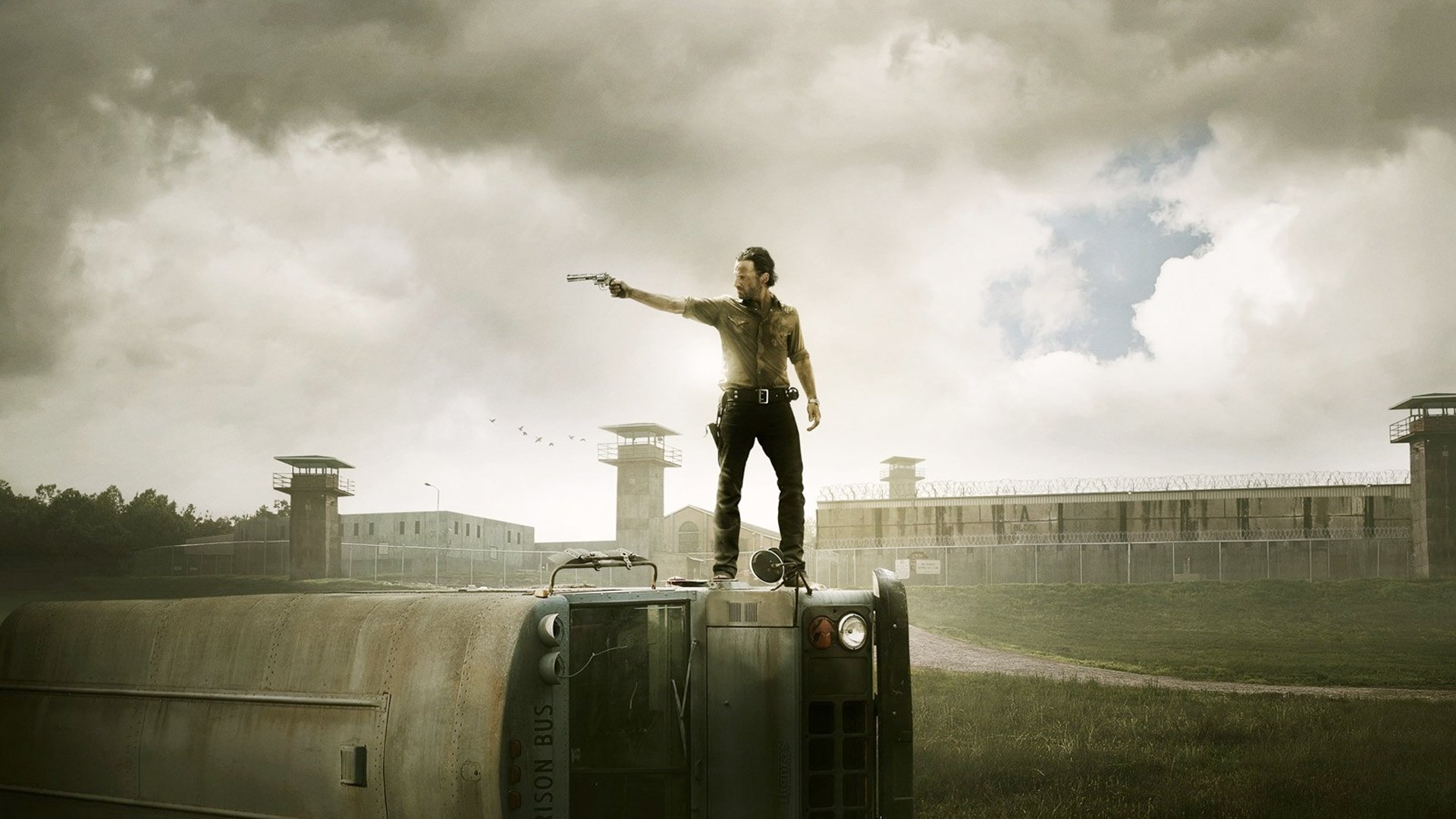 178 Rick Grimes Hd Wallpapers Background Images Wallpaper Abyss