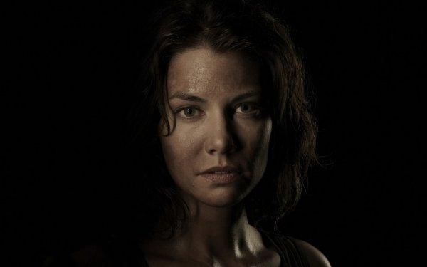 TV Show The Walking Dead Lauren Cohan Maggie Greene HD Wallpaper   Background Image