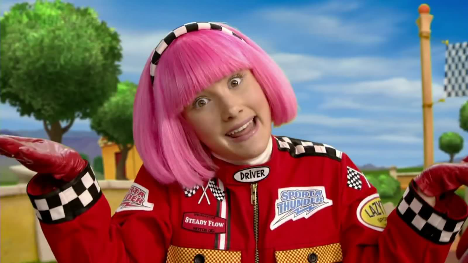 Lazytown Wallpaper And Background Image  1600X900  Id639495 - Wallpaper Abyss-8806
