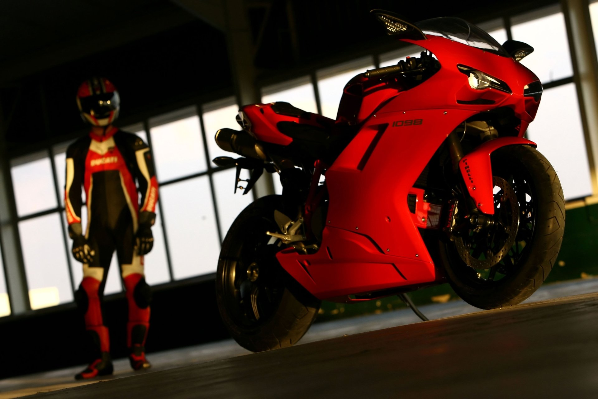 Ducati 1098 Fondo De Pantalla Hd Fondo De Escritorio