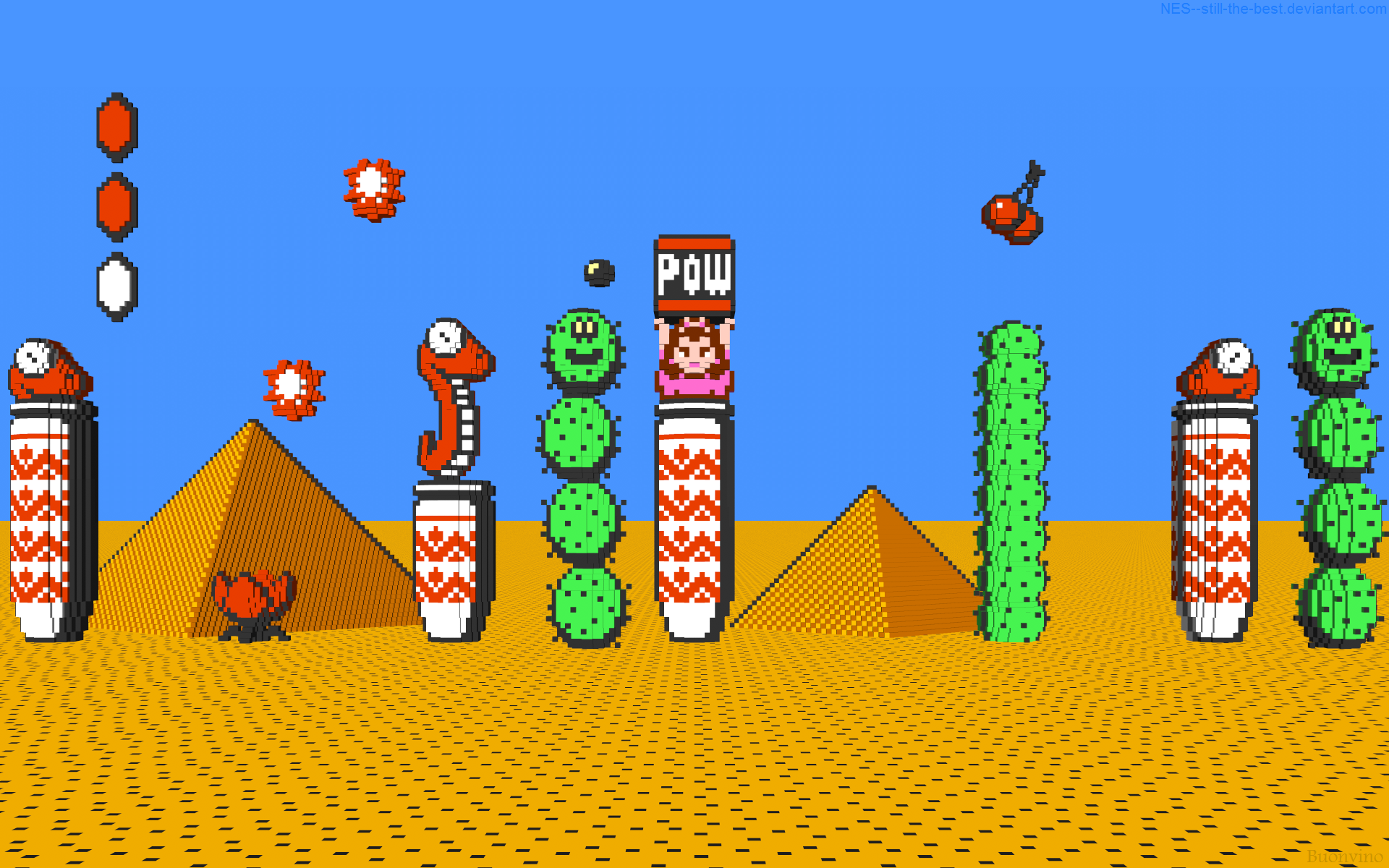 Super Mario Bros 2 Hd Wallpaper Background Image 1920x1200