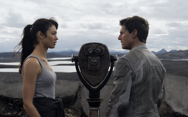 Movie Oblivion Olga Kurylenko Julia Rusakova Tom Cruise HD Wallpaper | Background Image