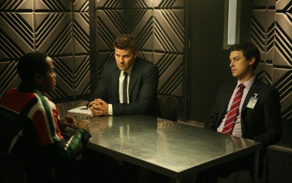 TV Show Bones David Boreanaz Seeley Booth John Francis Daley Lance Sweets HD Wallpaper | Background Image