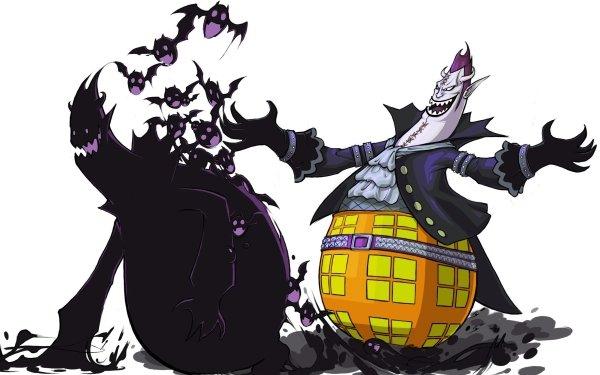 Anime One Piece Gekko Moriah HD Wallpaper | Background Image