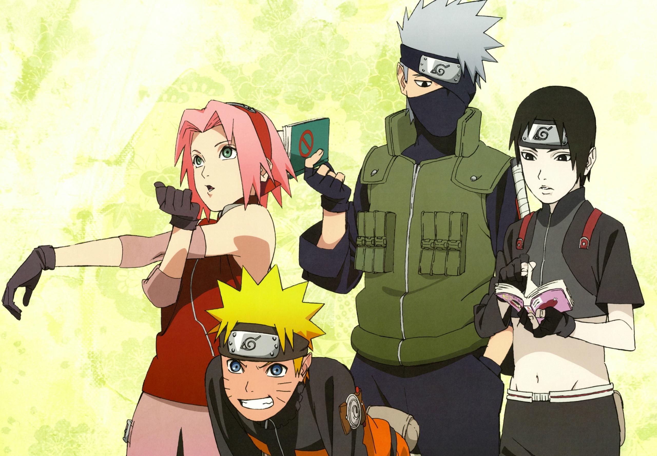 Popular Wallpaper Naruto Team 7 - 644131  Gallery.jpg