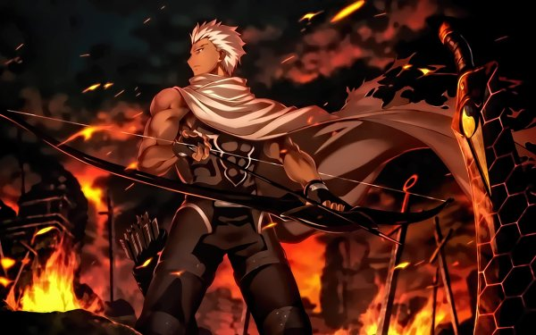Anime Fate/Stay Night: Unlimited Blade Works Fate Series Archer HD Wallpaper | Background Image