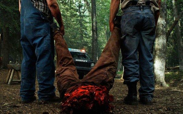 Movie Tucker & Dale vs. Evil Horror Creepy HD Wallpaper | Background Image