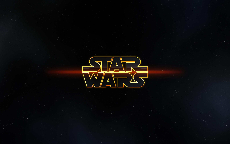 Star Wars Logo Art Hd Wallpaper Background Image 2880x1800
