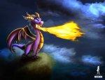 Preview Spyro the Dragon