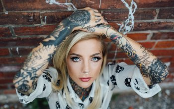 36 4k Ultra Hd Tattoo Wallpapers Background Images Wallpaper Abyss