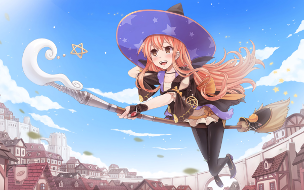 Anime Atelier Escha & Logy: Alchemists of the Dusk Sky Wilbell voll Erslied HD Wallpaper | Background Image