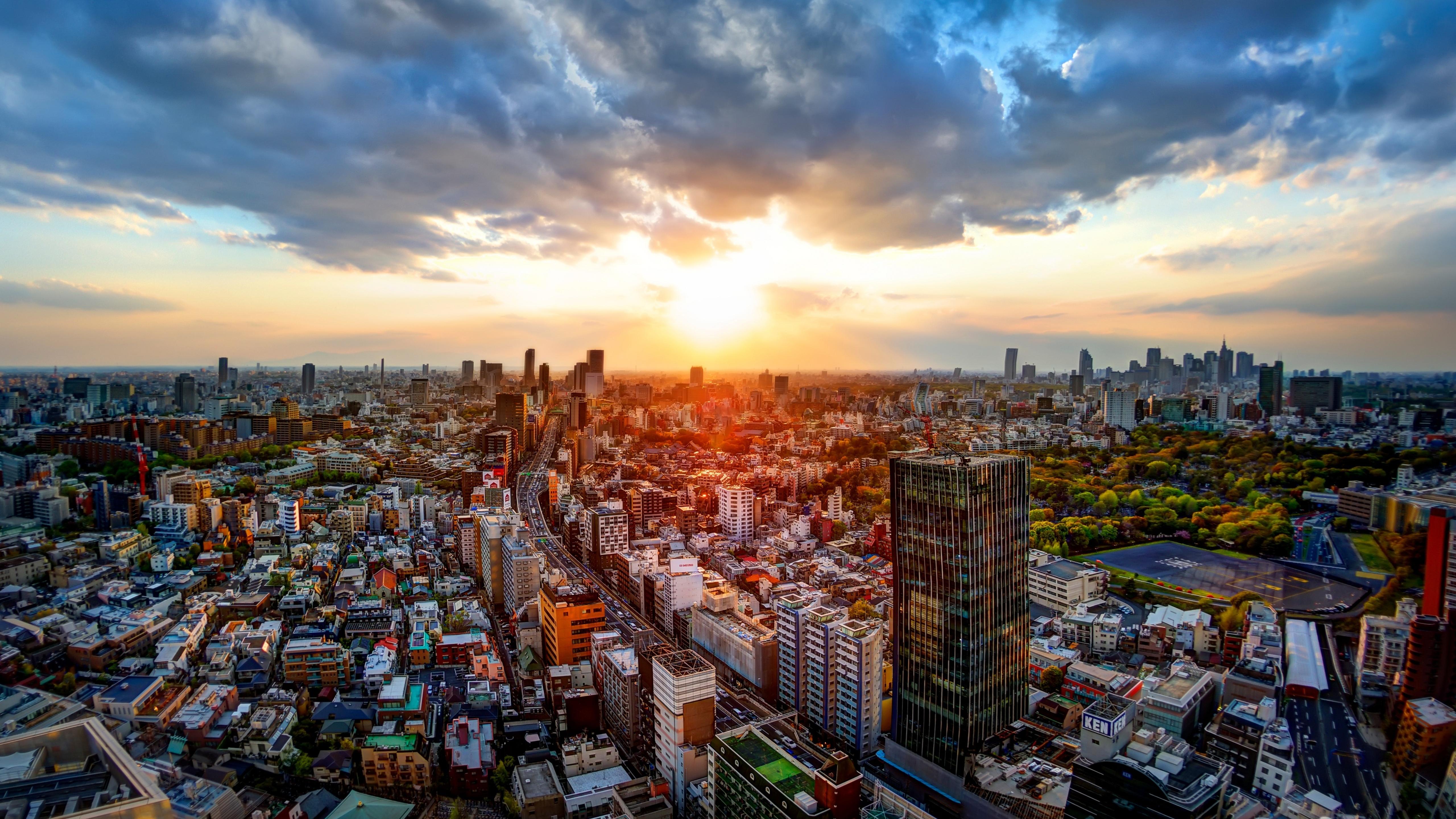 Tokyo 5k Retina Ultra Hd Wallpaper Background Image