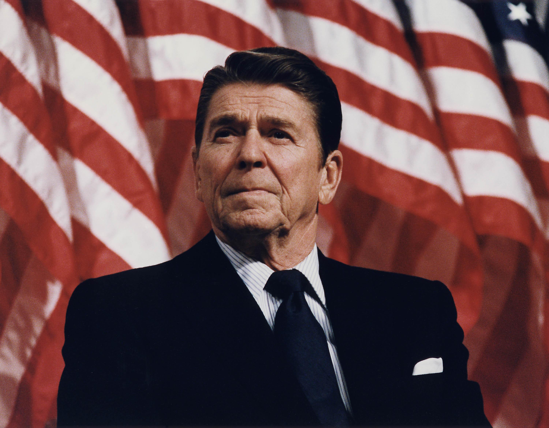 Ronald Reagan Fondo De Pantalla Hd Fondo De Escritorio
