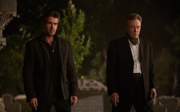 Movie Seven Psychopaths Colin Farrell Marty Christopher Walken Hans HD Wallpaper   Background Image