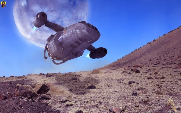 TV Show Firefly Starship HD Wallpaper   Background Image