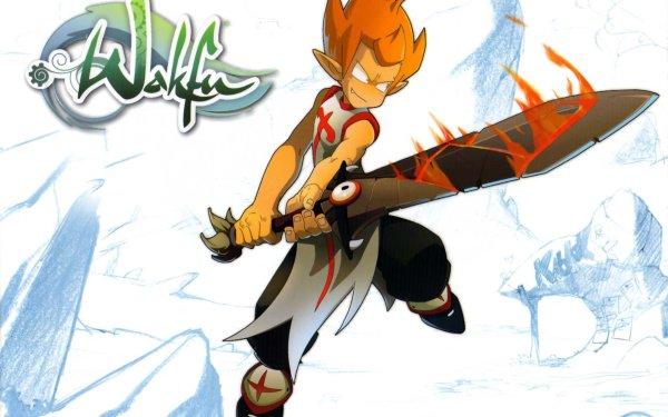 Anime Wakfu The World of Twelve Tristepin HD Wallpaper | Background Image