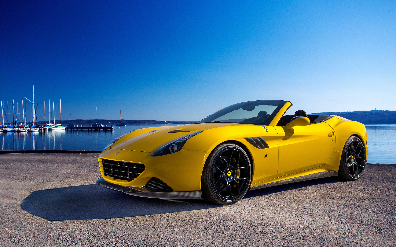 49+ Yellow Ferrari Enzo Wallpaper  PNG