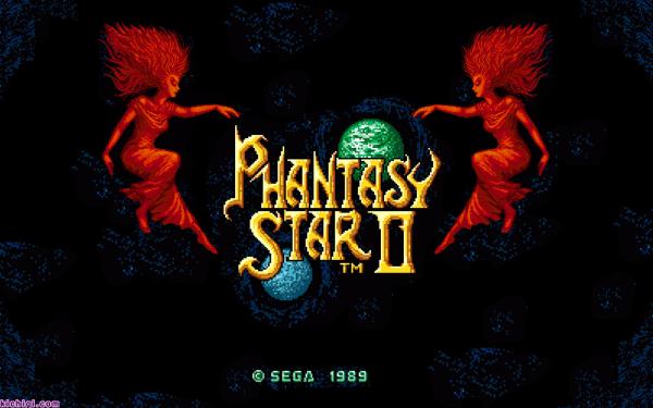 Video Game Phantasy Star II Phantasy Star HD Wallpaper | Background Image