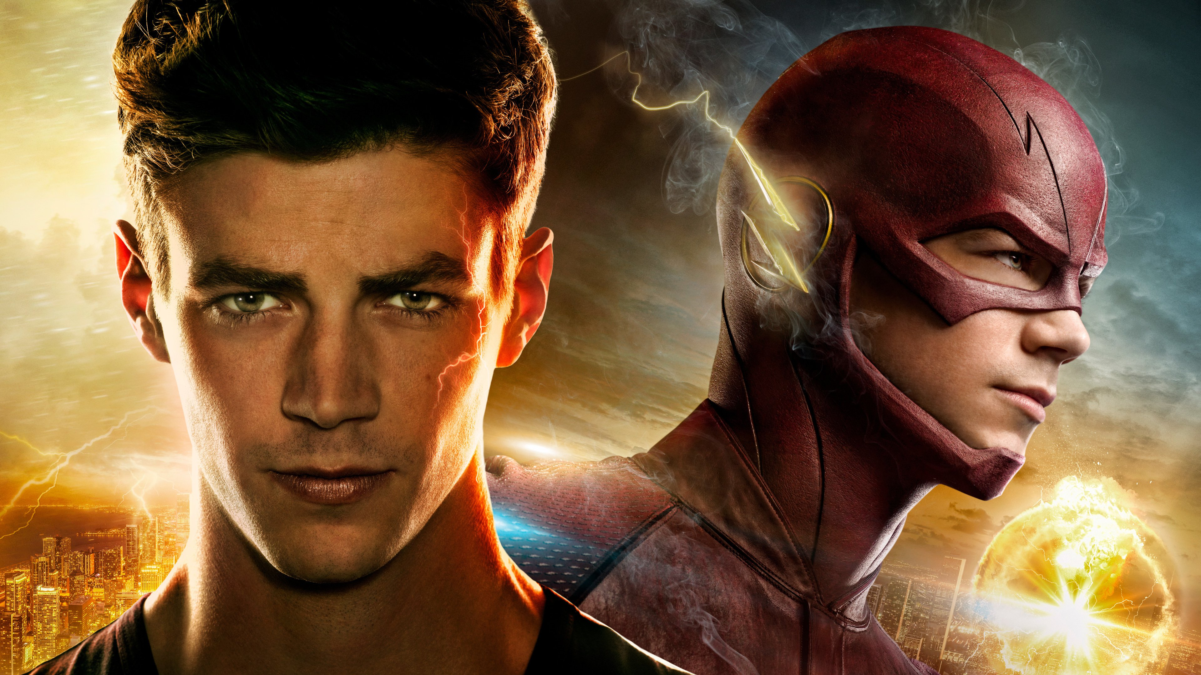 64 Barry Allen Hd Wallpapers Background Images Wallpaper Abyss