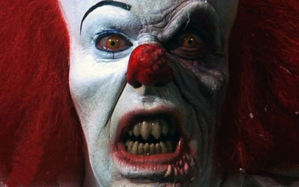 Movie It (1990) Pennywise HD Wallpaper | Background Image