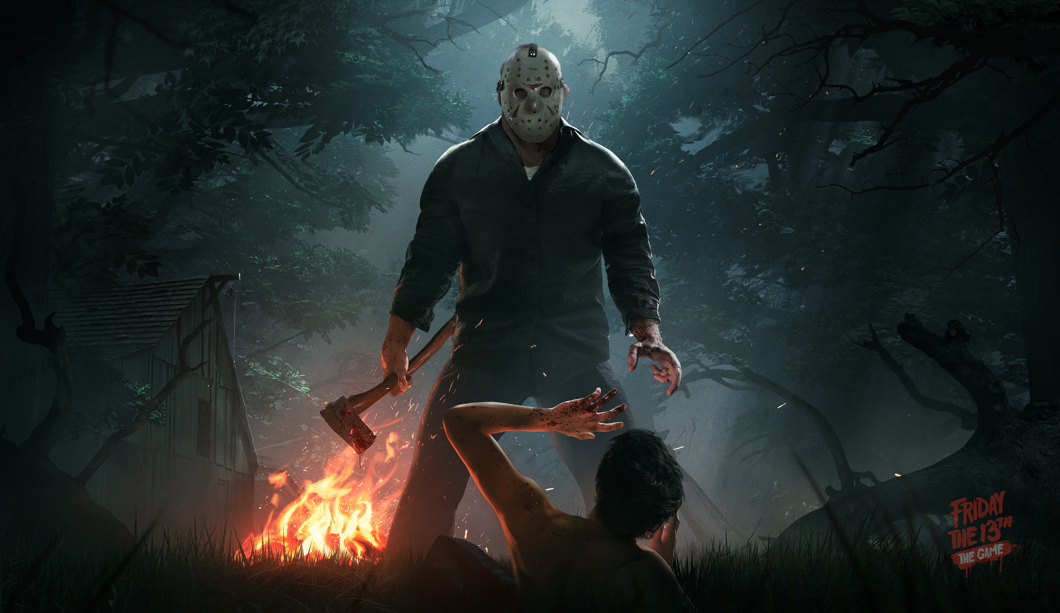 21 Friday The 13th Game HD Wallpapers