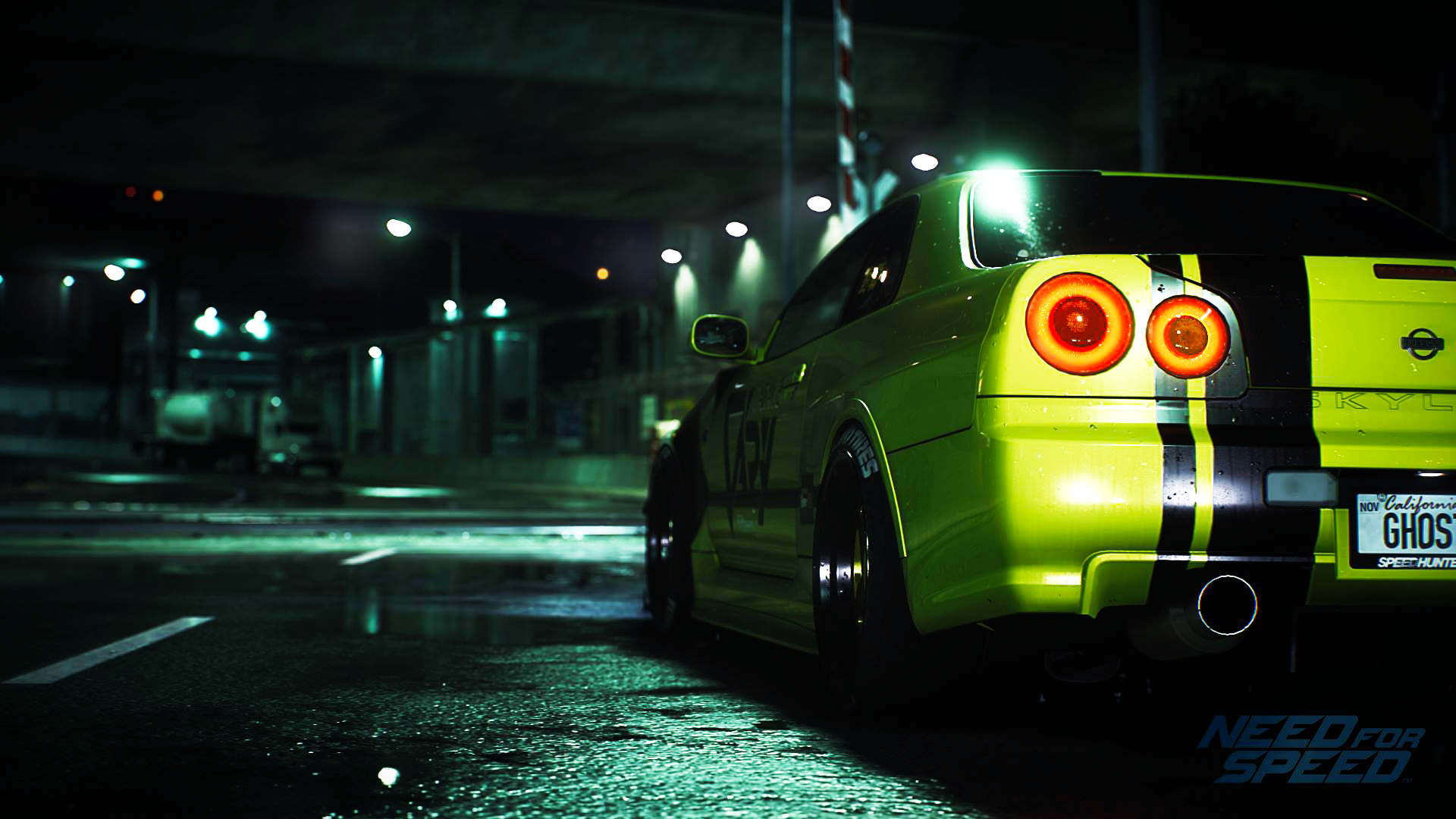 Need For Speed 2015 Hd Wallpaper Background Image 1920x1080