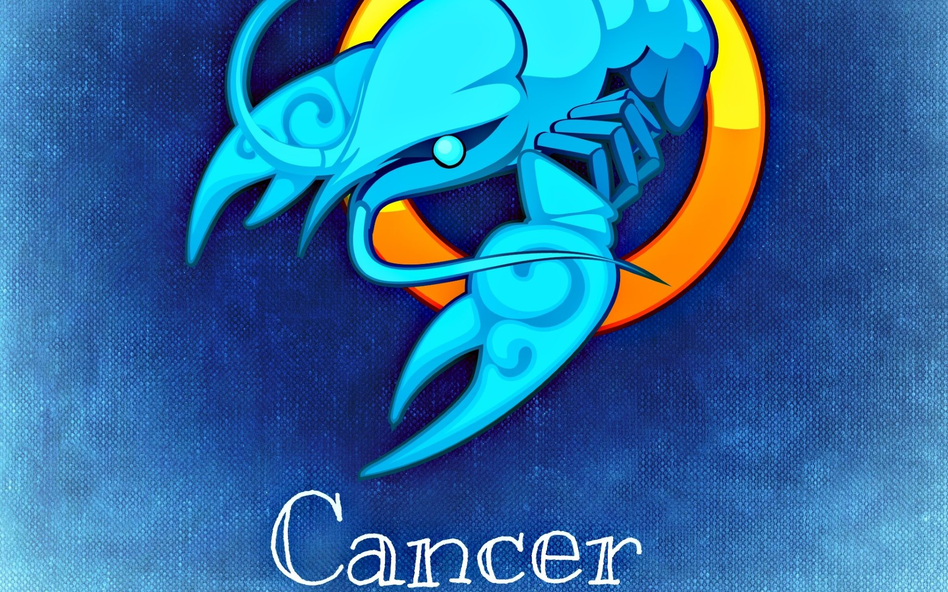 Horoscope Cancer Hd Wallpaper Background Image 1920x1200 Id 652886 Wallpaper Abyss