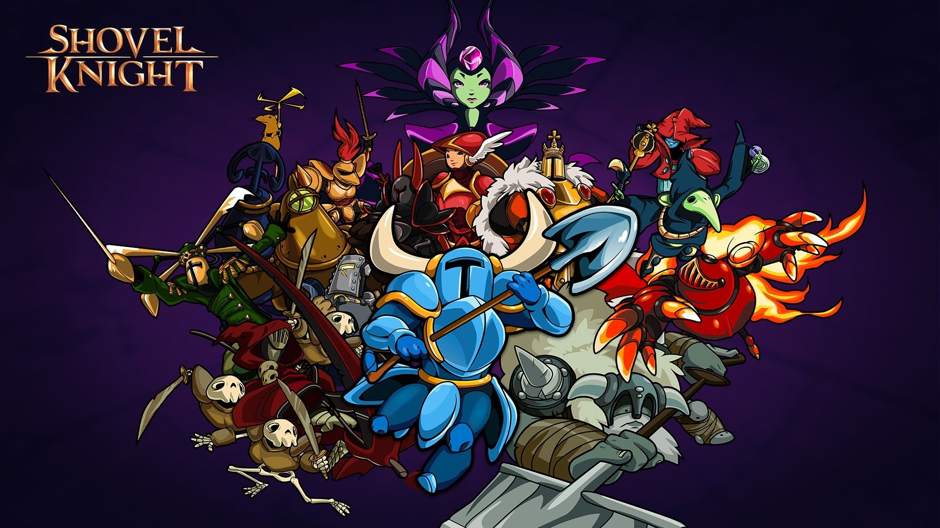 3 Specter Knight Shovel Knight Hd Wallpapers Background Images Wallpaper Abyss