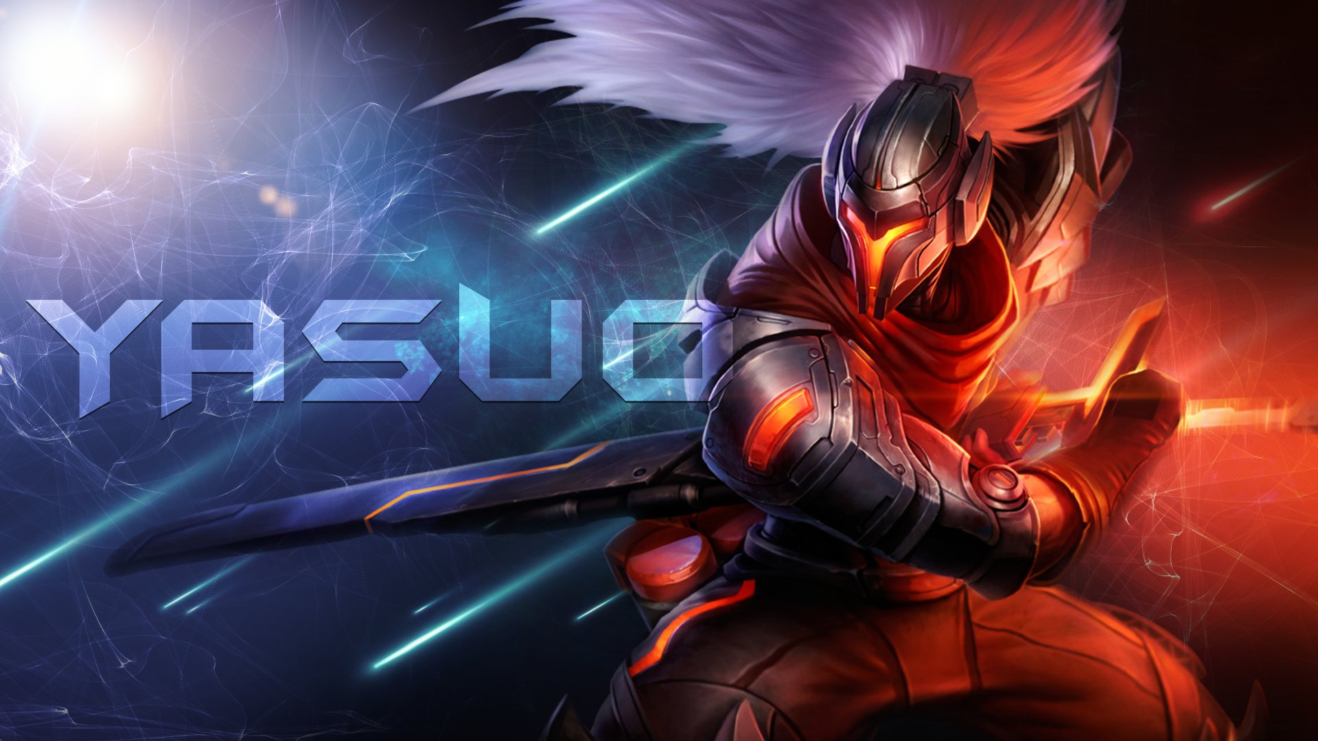 Video Game - League Of Legends  Yasuo (League Of Legends) Wallpaper