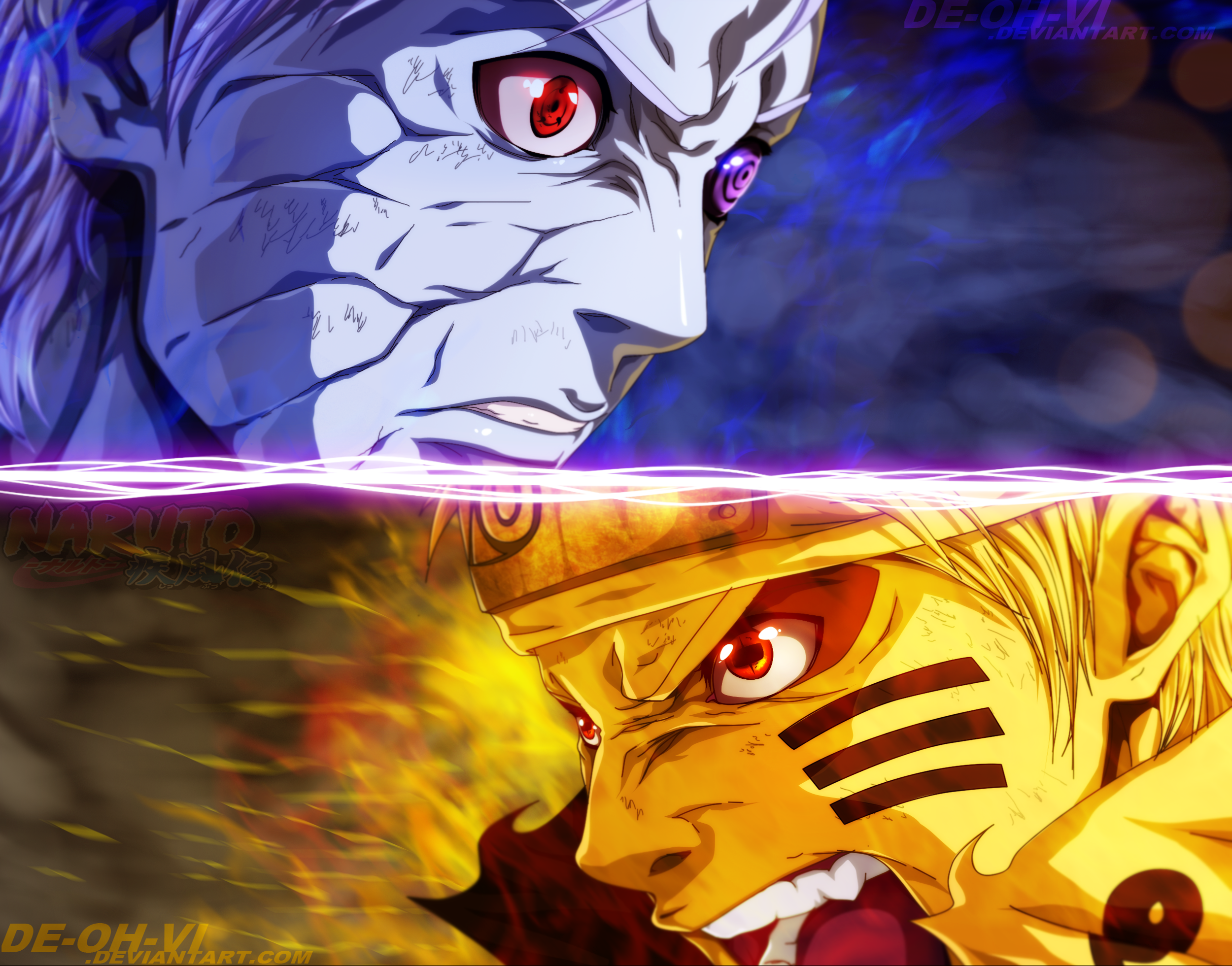 213 Sharingan Naruto Fonds D Ecran Hd Arriere Plans