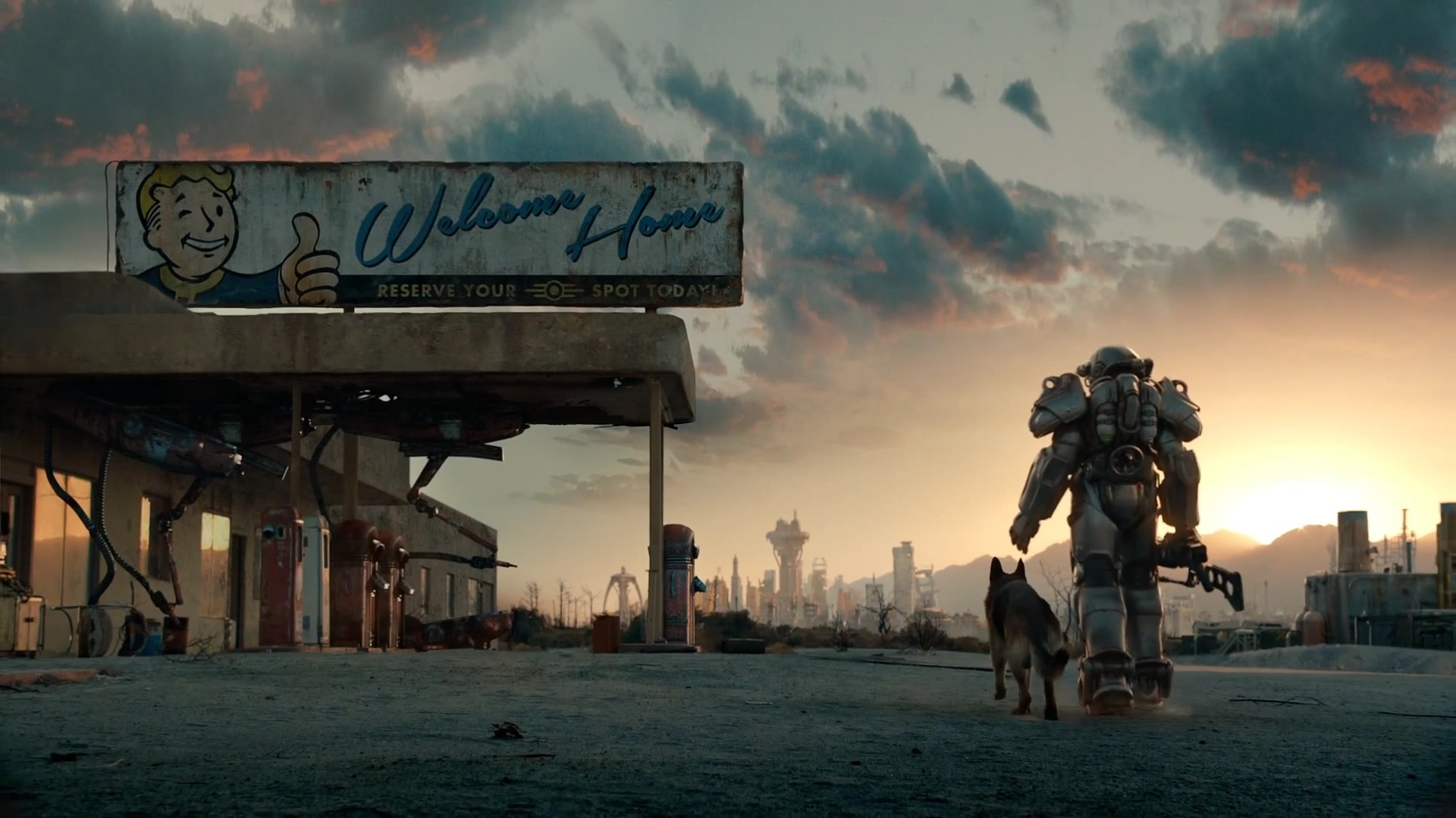 Fallout 4 Full HD Wallpaper And Background Image